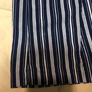 Roxy Pants - Roxy Striped Beach Pants